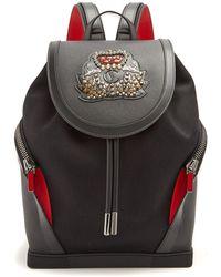 Christian Louboutin - Explorafunk Stud Embellished Backpack - Lyst