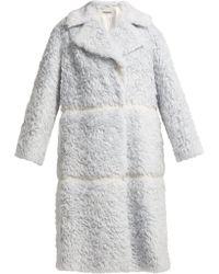 Vika Gazinskaya - Oversized Faux-fur Coat - Lyst
