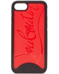 Christian Louboutin - Loubiphone Sneakers Rubber Iphone® 7 & 8 Case - Lyst