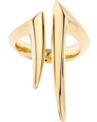 Shaun Leane   Yellow-gold Split Ring   Lyst