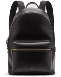Dolce & Gabbana - Vulcano Leather Backpack - Lyst