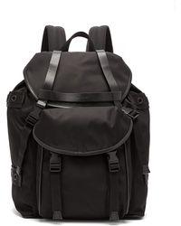 Neil Barrett - Classic Nylon Backpack - Lyst