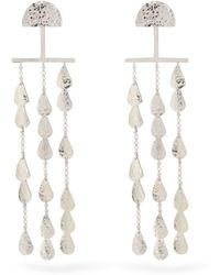 Sophia Kokosalaki - Twilight Sterling-silver Earrings - Lyst