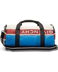 Givenchy - Mc3 Colour Block Leather Duffle Bag - Lyst