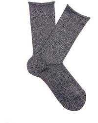 Falke - Shiny Ankle Socks - Lyst