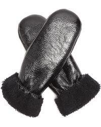 Yves Salomon | Shearling-lined Mittens | Lyst
