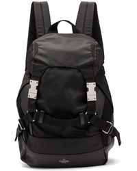 Valentino - Bounce Buckled Backpack - Lyst