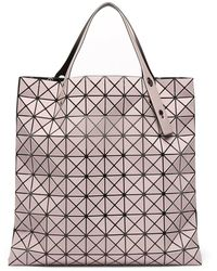 Lyst - Bao Bao Issey Miyake Prism Frost Tote in Blue 10b480d95d22a
