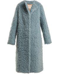 ROKSANDA - Textured Camel Hair Coat - Lyst