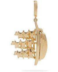 Annoushka - - X The Vampire's Wife The Ship Song Charm - Womens - Yellow Gold - Lyst