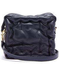 Anya Hindmarch - Chubby Cube Leather Cross-body Bag - Lyst