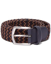 Andersons - Woven Elasticated Belt - Lyst
