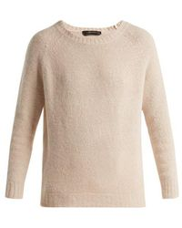 Weekend by Maxmara - Slouchy Alpaca-blend Sweater - Lyst