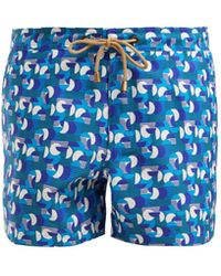 Thorsun - Athena Sol Swim Shorts - Lyst