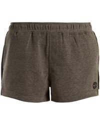 The Upside - Elasticated Waist Performance Shorts - Lyst