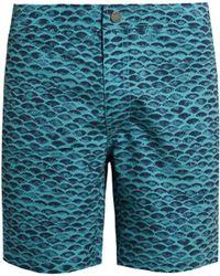 "Onia - Calder 7.5"" Swim Shorts - Lyst"