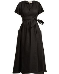 Mara Hoffman - Ingrid Wrap Dress - Lyst