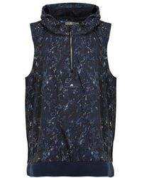 adidas By Stella McCartney - Run Adizero Abstract Camouflage-print Gilet - Lyst