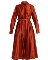 Max Mara - Fiorire Dress - Lyst