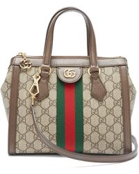 Gucci - Ophidia Gg Supreme Canvas Cross Body Bag - Lyst