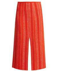 Proenza Schouler - Textured-knit Midi Skirt - Lyst
