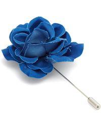 Lanvin - Gardenia Tie Pin - Lyst