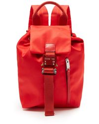 1017 ALYX 9SM Baby X Technical Backpack - Red