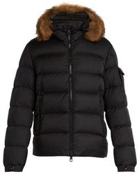 Moncler - Marque Quilted-down Jacket - Lyst
