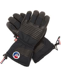 Fusalp - Albinen Quilted-leather Ski Gloves - Lyst