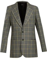 Joseph | Grimaud Prince Of Wales-checked Jacket | Lyst