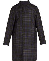 Burberry - Manteau réversible à carreaux check - Lyst