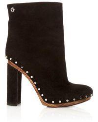 Proenza Schouler - Suede Boots - Lyst