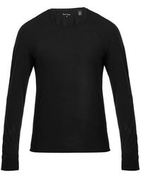 Paul Smith - Long-sleeved Cotton-jersey Pyjama Top - Lyst