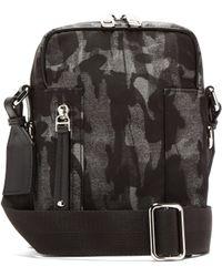 Dolce & Gabbana - Camouflage Print Cross Body Bag - Lyst