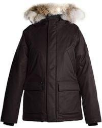 Nobis - Heritage Fur-trimmed Oversized Down Parka - Lyst