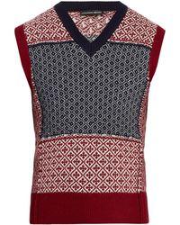 Alexander McQueen   Sleeveless Wool And Cashmere-blend Sweater   Lyst