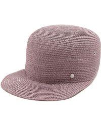 Maison Michel - Shariff Straw Hat - Lyst