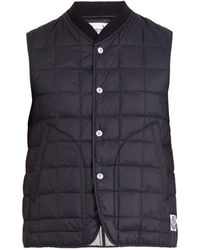Moncler Gamme Bleu - Square Quilted Down Gilet - Lyst
