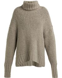 By. Bonnie Young - Cashmere Blend Oversized Sweater - Lyst