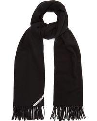 Acne Studios - Canada Wool Scarf - Lyst