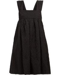 Cecile Bahnsen - Pandora Cotton Blend Cloqué Dress - Lyst