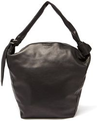Isabel Marant - Eewa Leather Shoulder Bag - Lyst