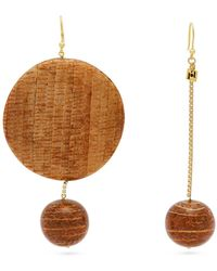 Rosantica By Michela Panero - Passato Circle Hoop Earrings - Lyst