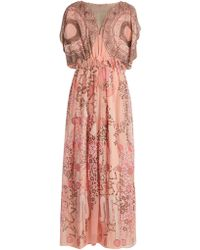 Zandra Rhodes - Archive I The 1978 Frida Dress - Lyst