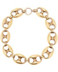 Balenciaga - Chain Necklace - Lyst