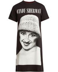 Undercover - Reversible T-shirt Dress - Lyst