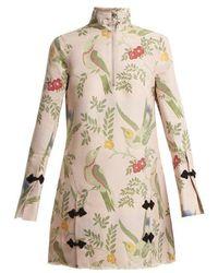 Marques'Almeida - Janis Bird Brocade Dress - Lyst