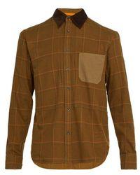 Rag & Bone - Chore Cotton-twill Shirt - Lyst