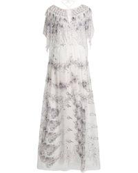 Zandra Rhodes - Archive Ii The 1973 Seashell Star Gown - Lyst