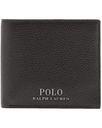 Polo Ralph Lauren - Leather Bi-fold Wallet - Lyst